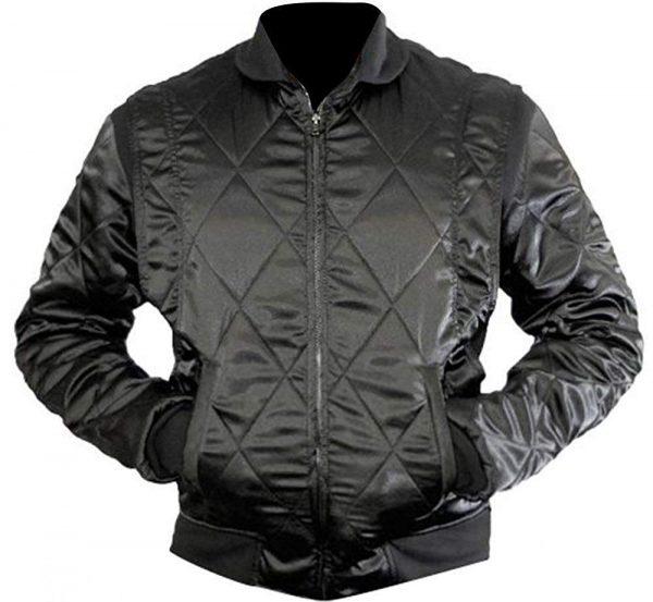 Ryan Gosling Black Drive Jacket